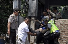 Vietnam condemns terror attacks in Jakarta