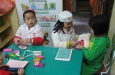 Vietnamese children aspire to become doctors, teachers