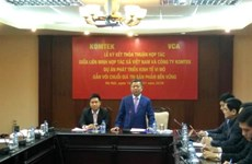 Vietnam, Japan ink deal to develop agricultural value chain