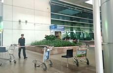 Australian fell from 3rd floor terminal in Tan Son Nhat airport