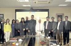 Vietnamese enterprises in Switzerland, Russia enhance trade relations