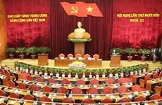 Party official: 12th Party Central Committee to be united, capable