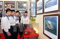 Exhibition on Hoang Sa, Truong Sa comes to Ba Ria-Vung Tau