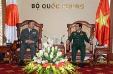 Vietnam, Japan cooperate in UN peacekeeping operations