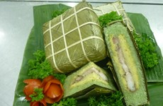 40 tonnes of Banh Chung for overseas Vietnamese