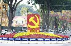 Party Congress expected to set forth sound policies