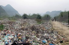 Over 4,600 units, people punished for violating environment rules