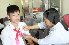 Health problems increase in school-age children