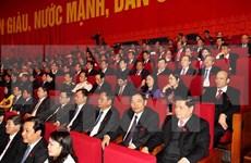Delegates appreciate report on 12th Party Congress documents