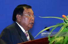 Bounnhang Vorachith elected Lao Party chief