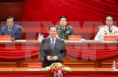 Party Congress looks into agricultural restructuring