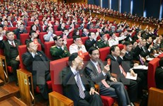 Delegates pledge to select capable, moral members of Central Committee