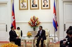Thailand, Cambodia intensify bilateral ties