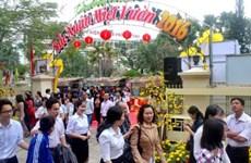 Mekong Delta region's Tet atmosphere spotlighted