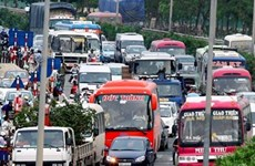 Transport fares fall in Hanoi