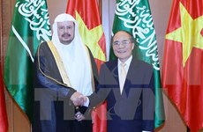 Saudi Arabia treasures ties with Vietnam: top legislator