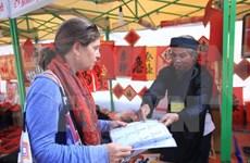 Tet calligraphy festival runs in Hanoi