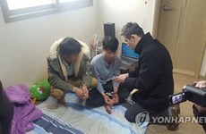 Vietnamese arrested after sneaking through RoK airport