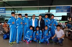 Muay fighters want to win two gold medals