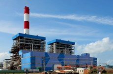 Duyen Hai 1 thermal power plant connects to national grid