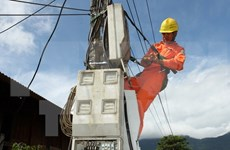 Son La: nearly 98 percent of households to access power