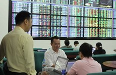 Vietnam's stocks up as financial firms eye Fed
