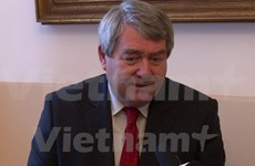 Vietnam, Czech communist parties step up relations