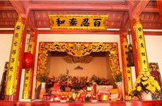 Ancestor worship, a fine tradition of Vietnam for generations