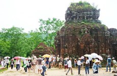 Quang Nam works to tap My Son Sanctuary's tourism potential