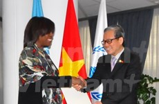 WFP eyes long-term partnership with Vietnam