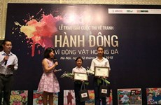 ENV calls for better wildlife protection in Vietnam