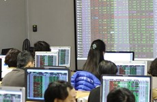 Vietnam's stocks down on volatile oil