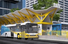 HCM City expects technical support to bus rapid transit line