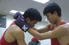 Muaythai team target two golds at Asian Beach Games