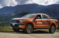 Ford Vietnam posts record sales in Jan