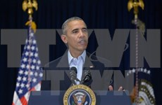 US President calls for steps to reduce East Sea tension