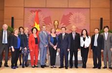 Vietnam, France forge legislative ties