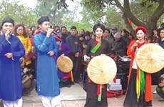 Love duets echo at Lim Festival in Bac Ninh
