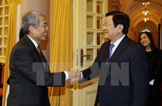 President: Vietnam welcomes Kyushu firms from Japan