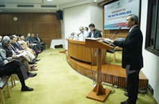 Vietnam confirms territorial sovereignty at East Sea seminar