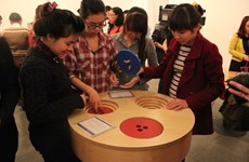 Exhibition displays German inventions