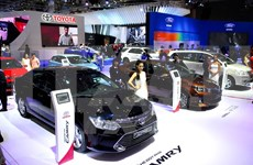 Vietnam's auto sales likely to reach 260,000 units in 2016