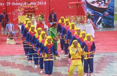 Quang Nam: Ba Trao singing becomes intangible heritage of Vietnam