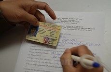 International driving permits issued in Ho Chi Minh City