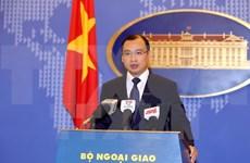 Vietnam calls for responsible actions in East Sea