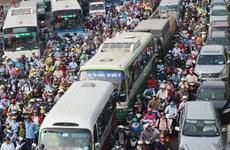 HCM City strengthens traffic safety work