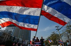 Thailand's exports lowest in four years