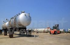 Doosan Vina oil refinery equipment shipped to Turkey