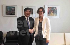 German county appreciates Vietnamese expats' contributions