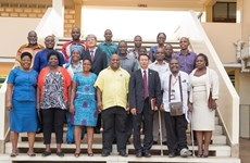 Mozambican party officials to learn Vietnam's experience